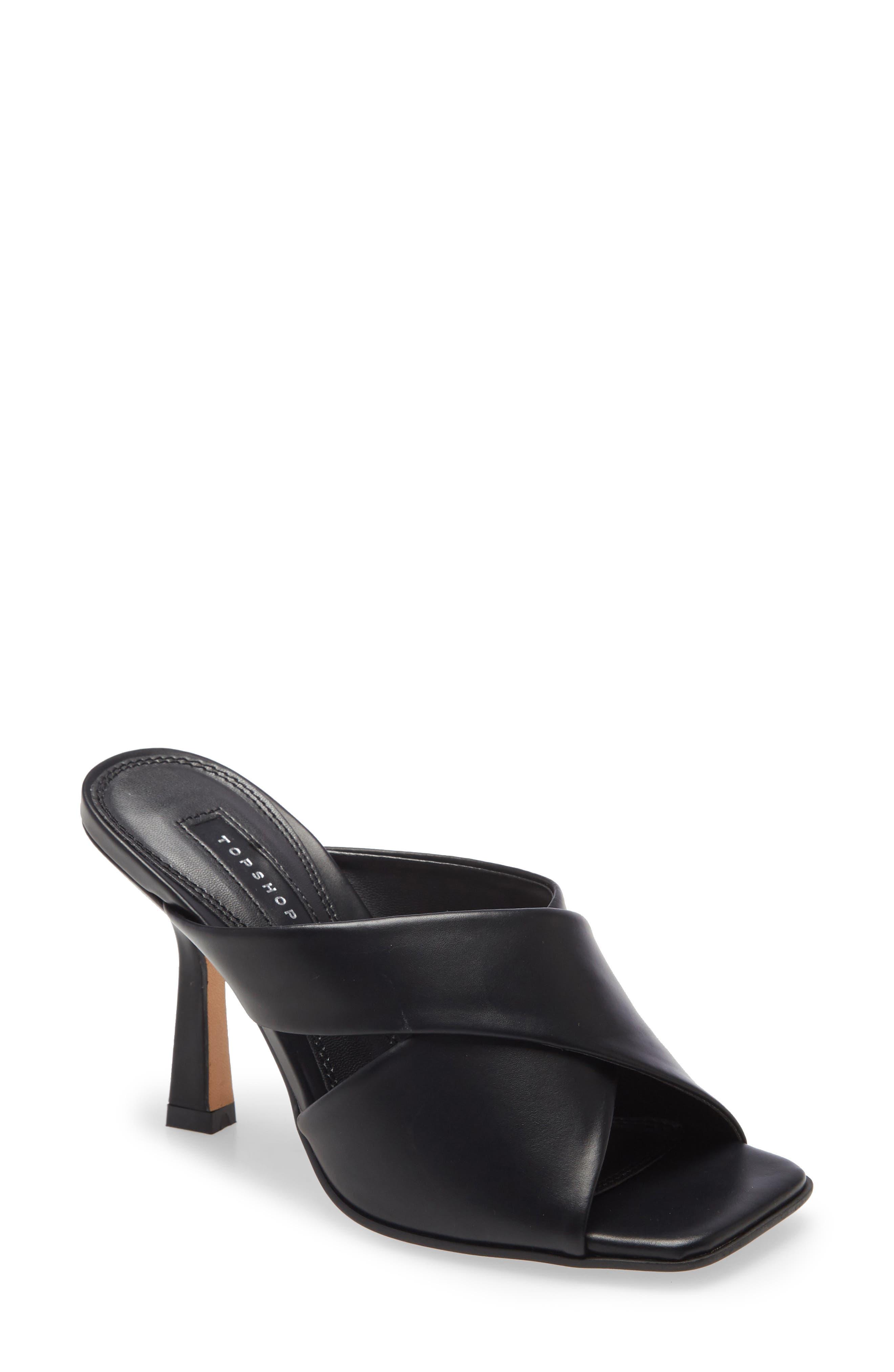Topshop Skyla Slide Sandal (Women)