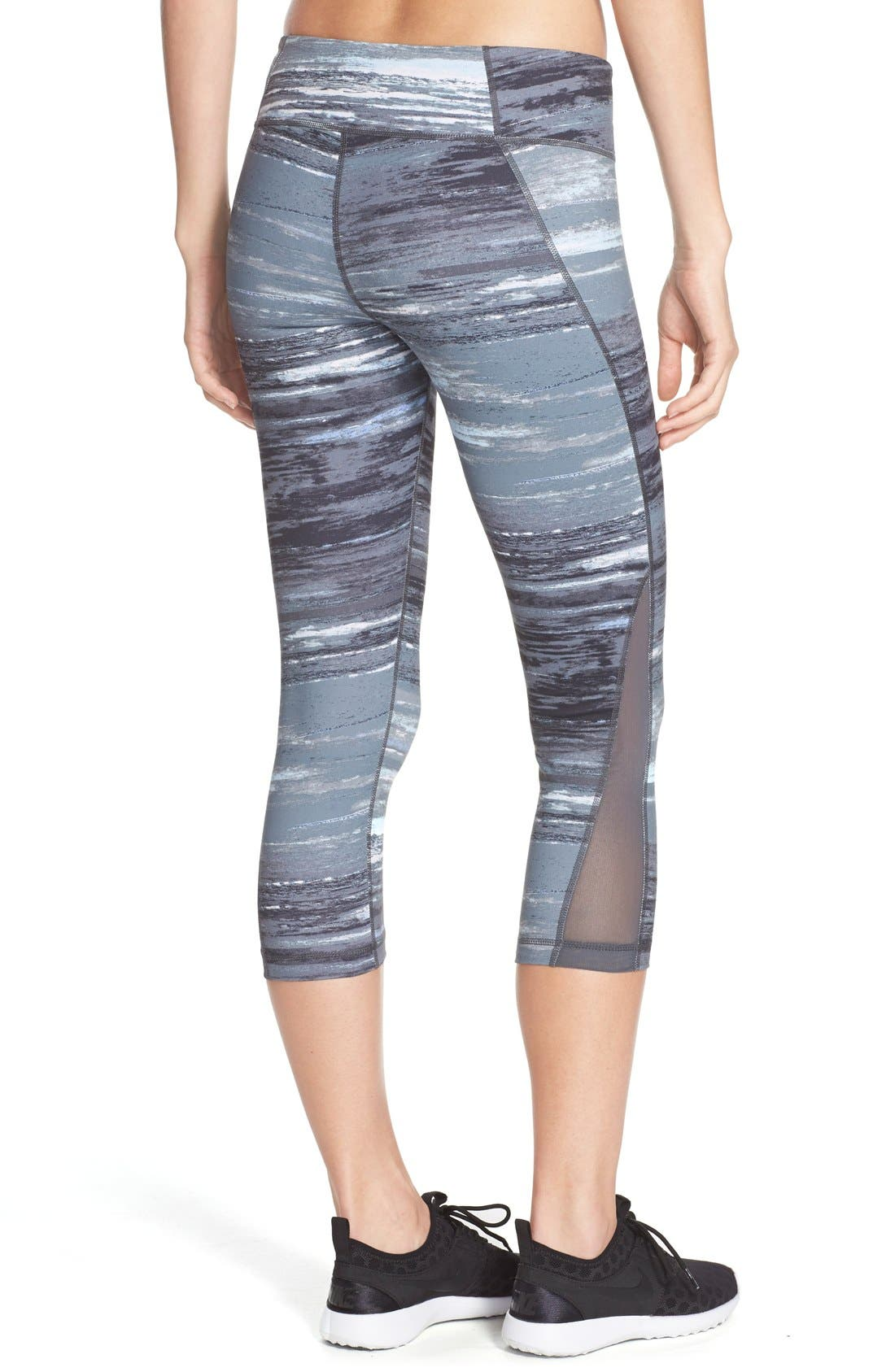 ,                             Live In Streamline Reversible Capris,                             Alternate thumbnail 32, color,                             031