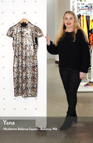 Inka Sequin Swirl Dress, sales video thumbnail