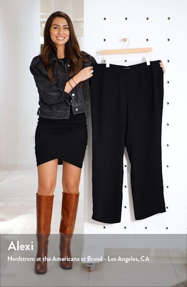 Moss Crepe Trousers, sales video thumbnail