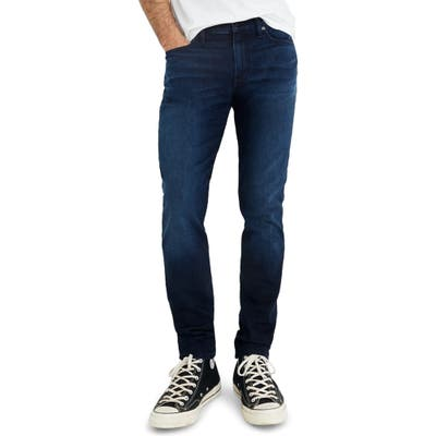 Madewell Straight Everyday Flex Jeans, Blue