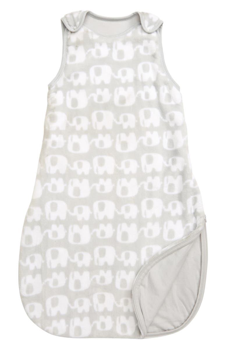 NORDSTROM BABY Fleece Wearable Blanket, Main, color, 050