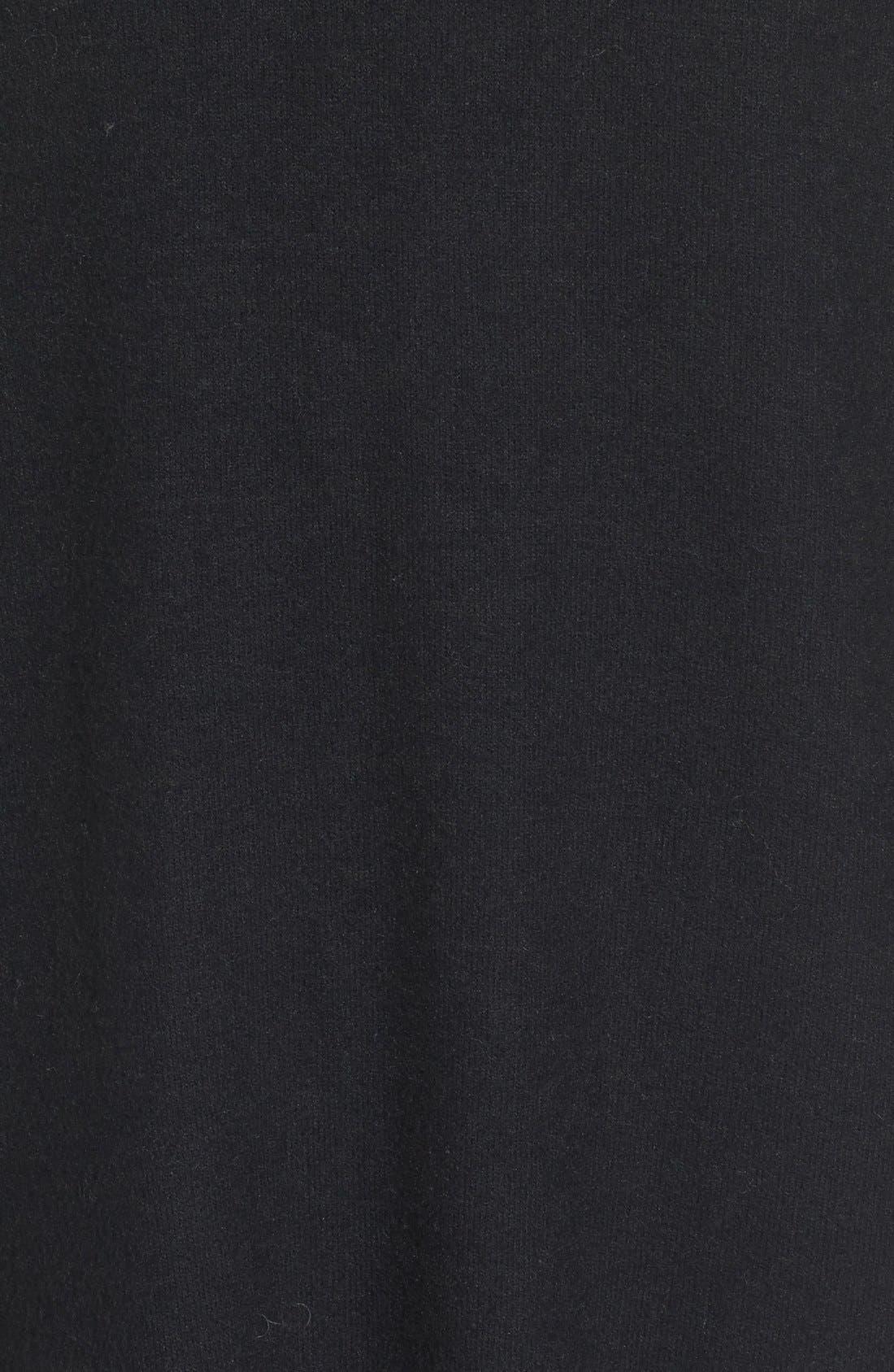 ,                             Cozy V-Neck Sweater,                             Alternate thumbnail 37, color,                             001