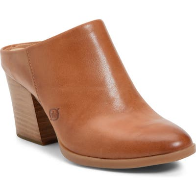B?rn Eustis Mule, Brown