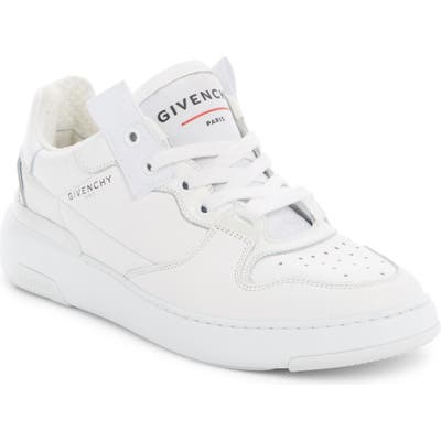 Givenchy Wing Low Top Sneaker, White