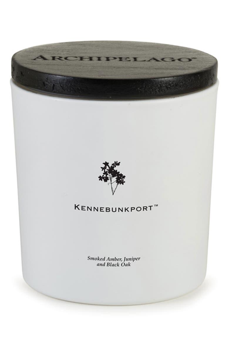 ARCHIPELAGO BOTANICALS Kennebunkport Luxe Candle, Main, color, KENNEBUNKPORT