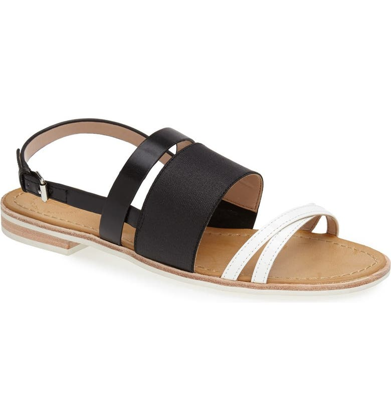 FRENCH CONNECTION 'Hallie' Sandal, Main, color, 015