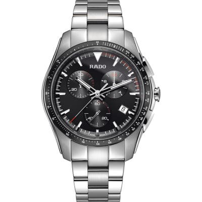 Rado Hyperchrome Chronograph Bracelet Watch, 45Mm
