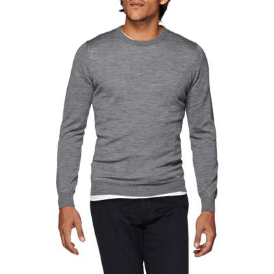 Suitsupply Merino Wool Crewneck Sweater