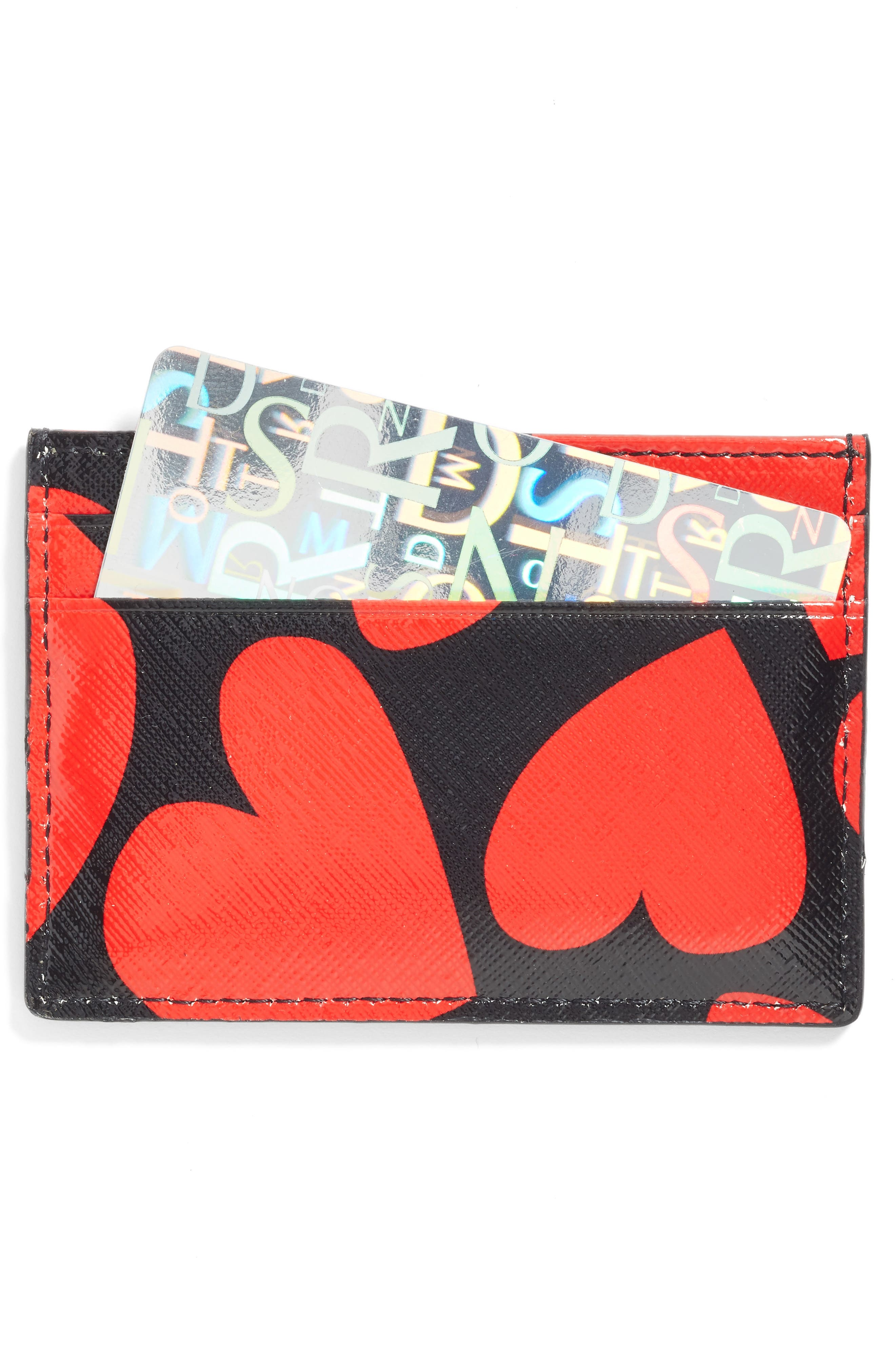 ,                             be mine card case,                             Alternate thumbnail 2, color,                             604