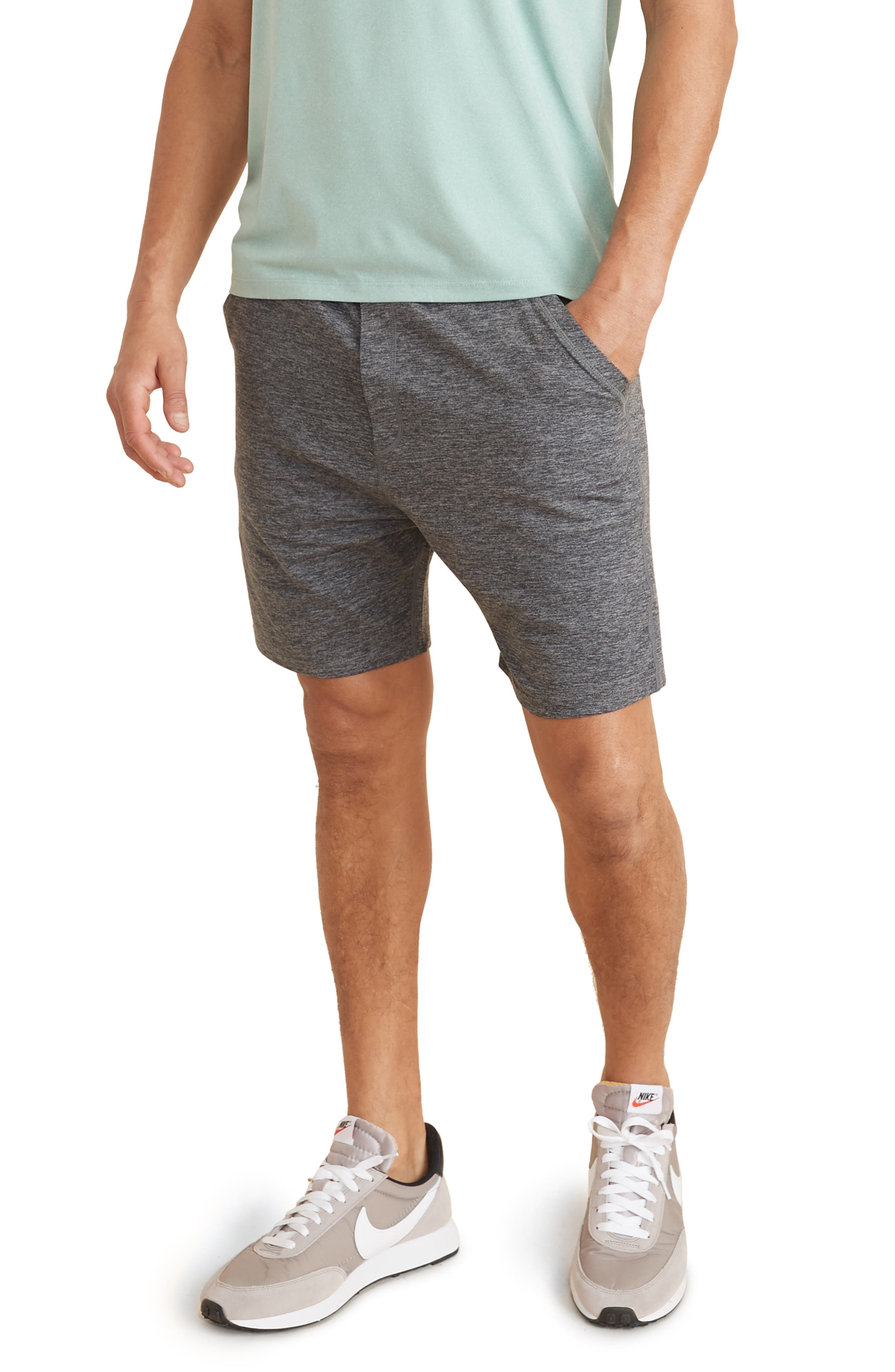 Pocket Yoga Shorts