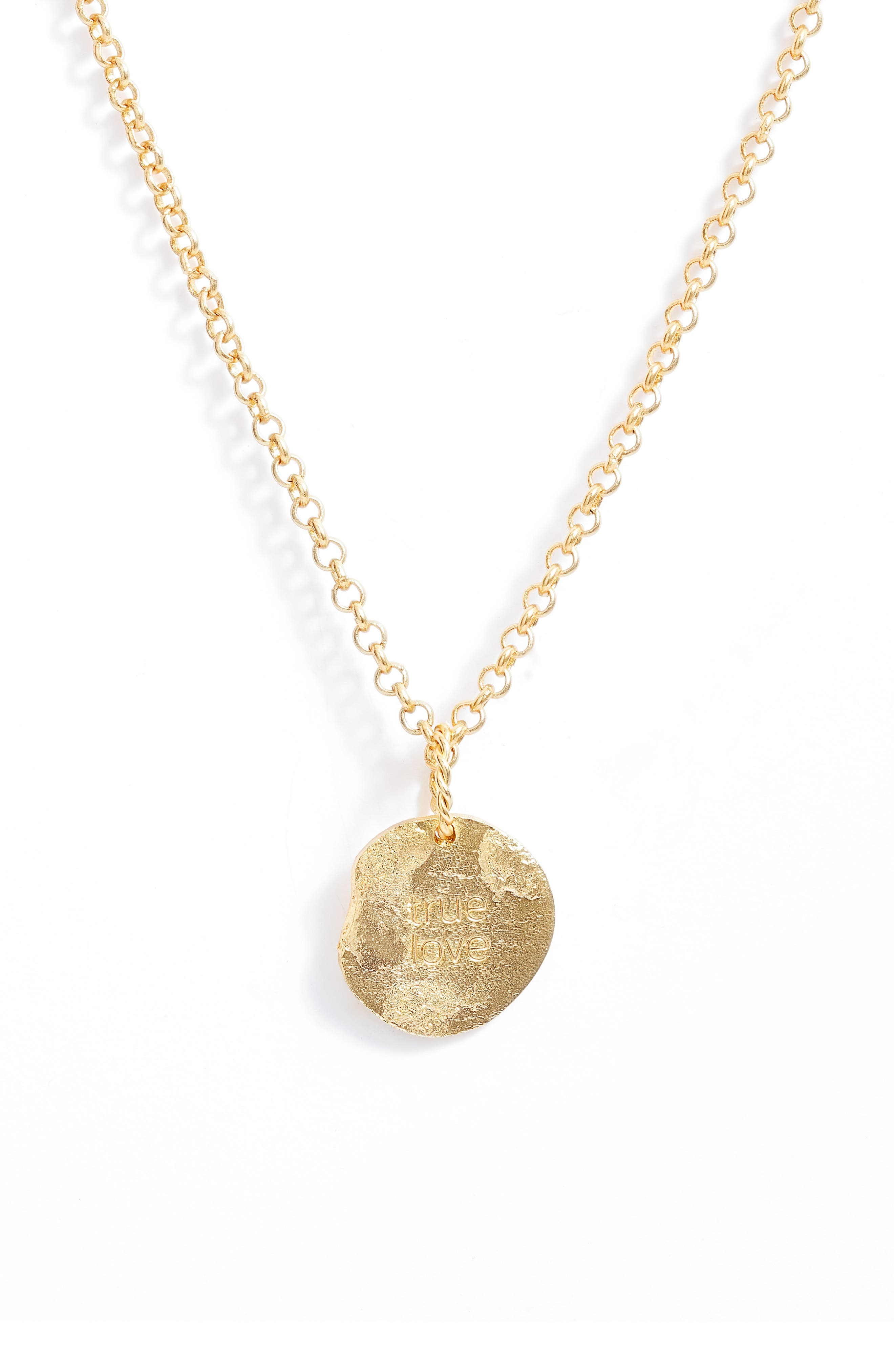 Imperfection True Love Necklace