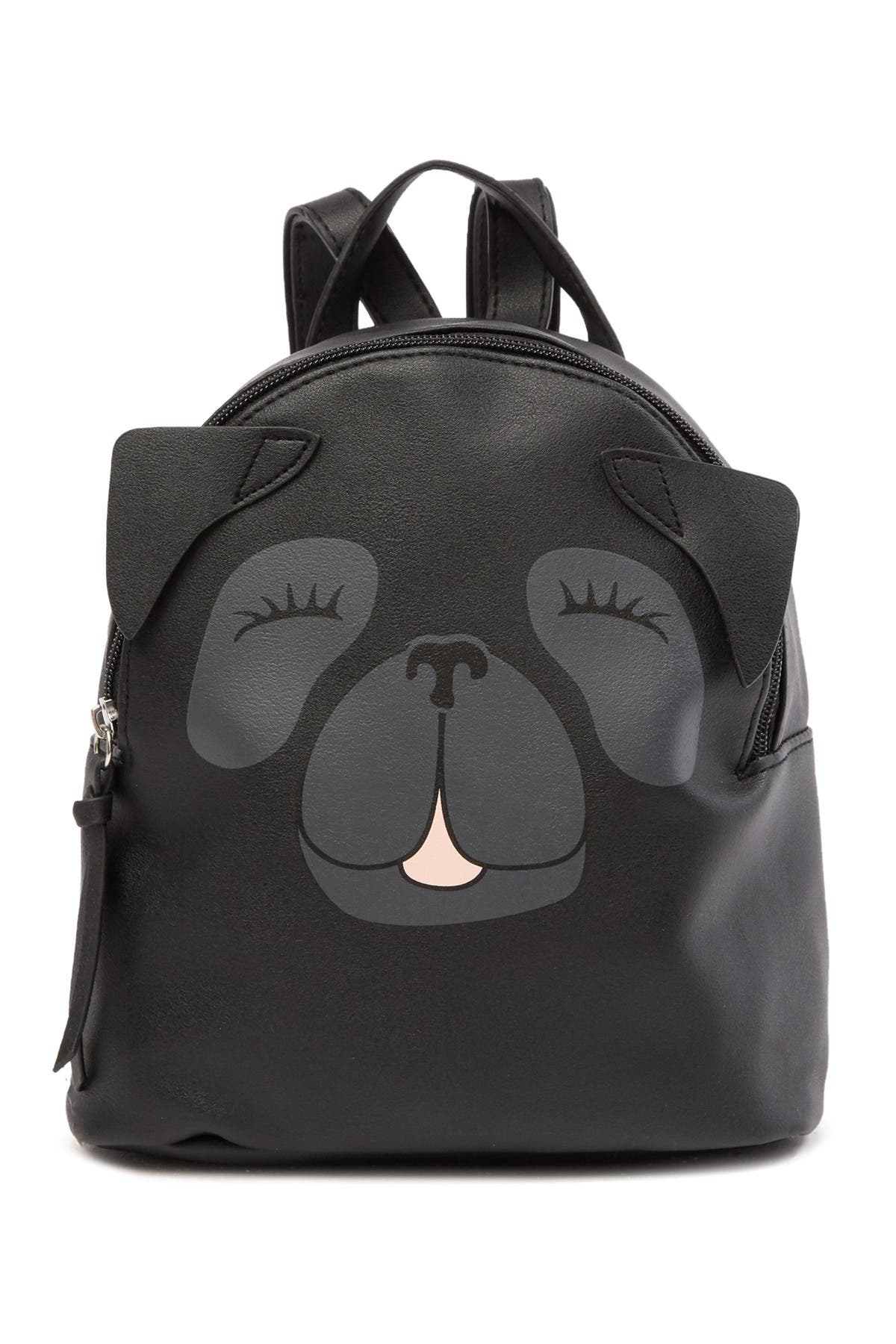 Image of T-Shirt & Jeans Puppy Mini Backpack