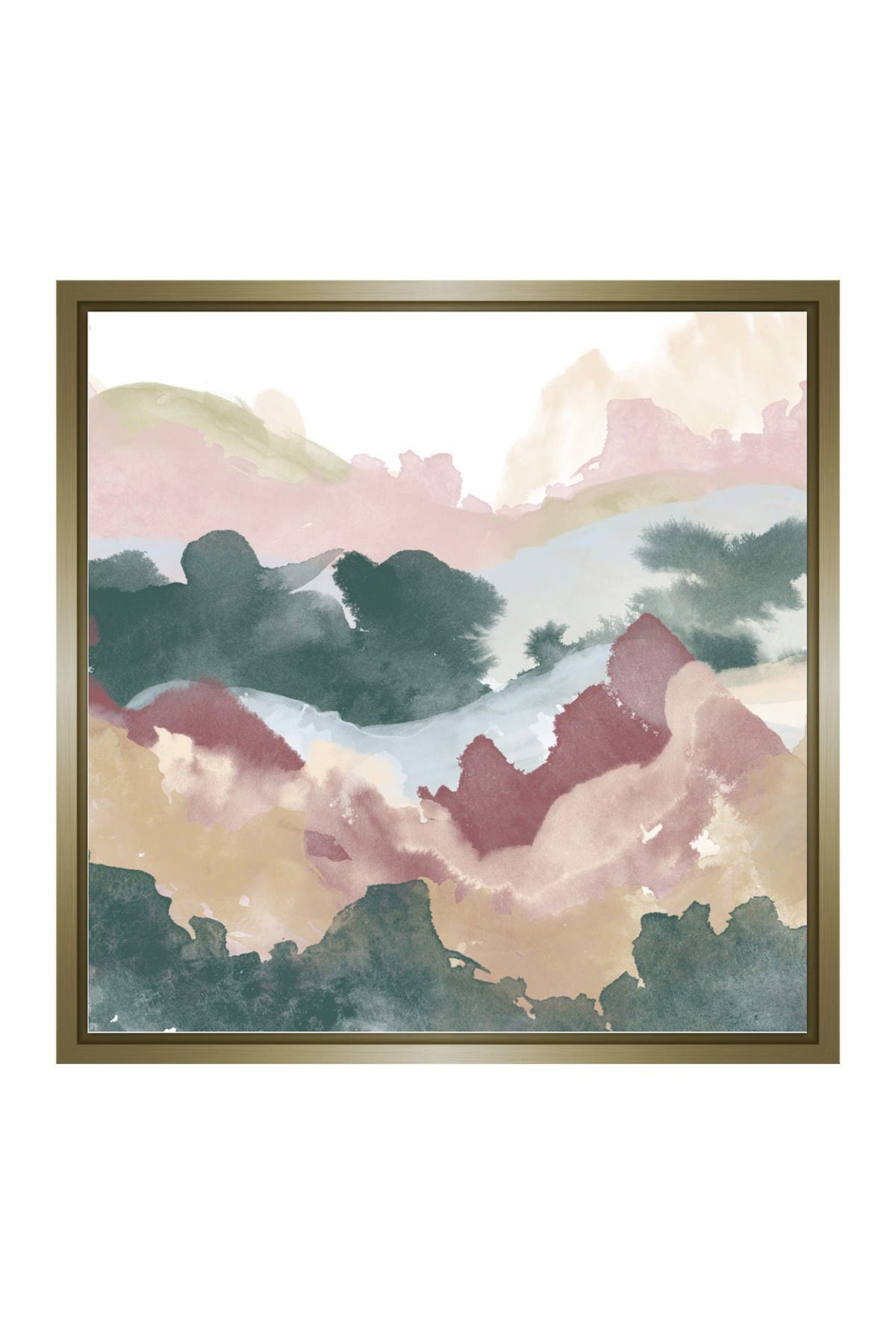 Image of PTM Images Green Mountain Gallery Wrapped Giclee Print