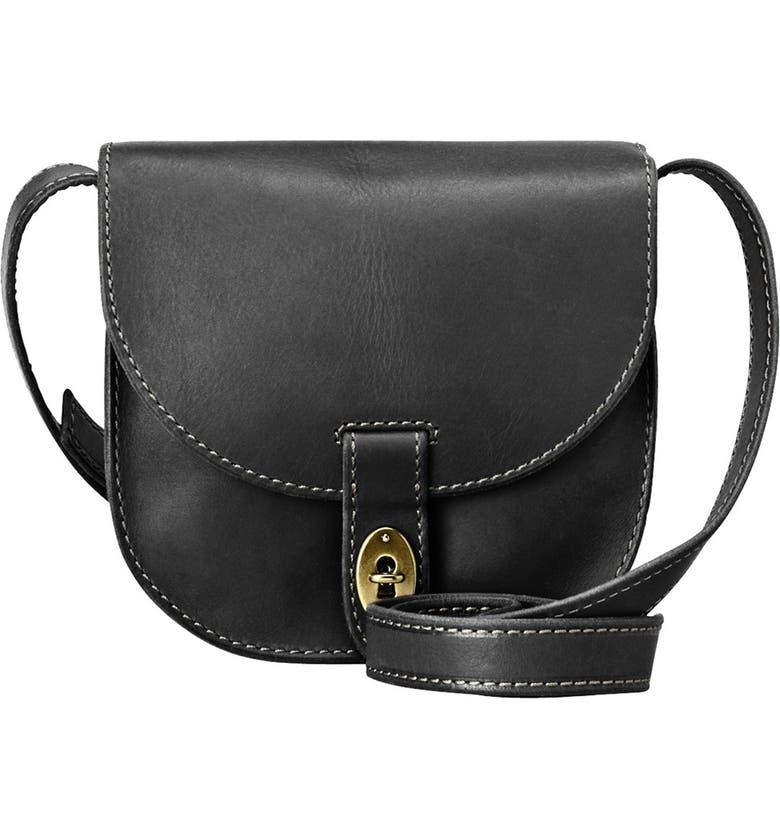 FOSSIL 'Austin - Small' Crossbody Bag, Main, color, 001