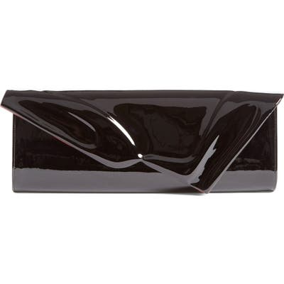 Christian Louboutin So Kate Patent Leather Clutch - (Nordstrom Exclusive)