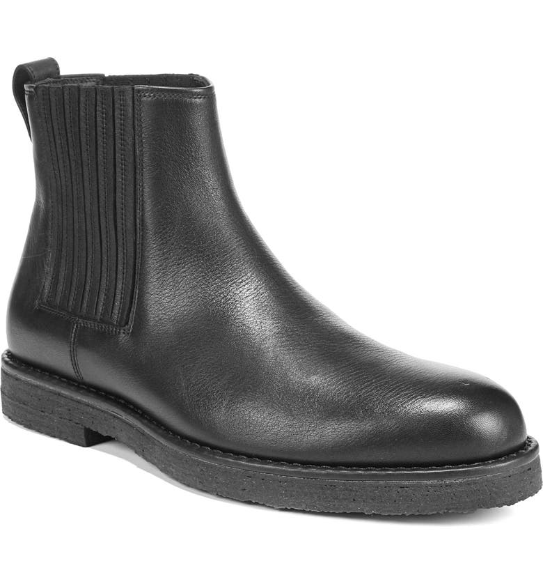 VINCE Carmine Chelsea Boot, Main, color, BLACK