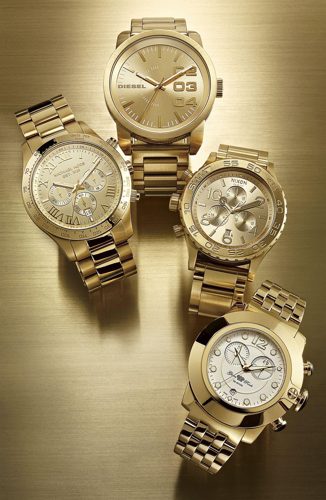 ,                             'Large Layton' Chronograph Watch, 45mm,                             Alternate thumbnail 6, color,                             710