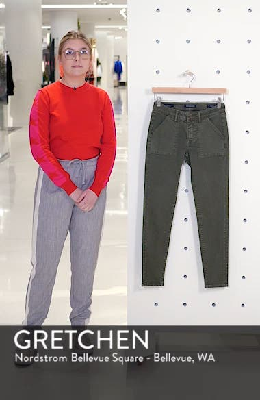 Utility Skinny Jeans, sales video thumbnail
