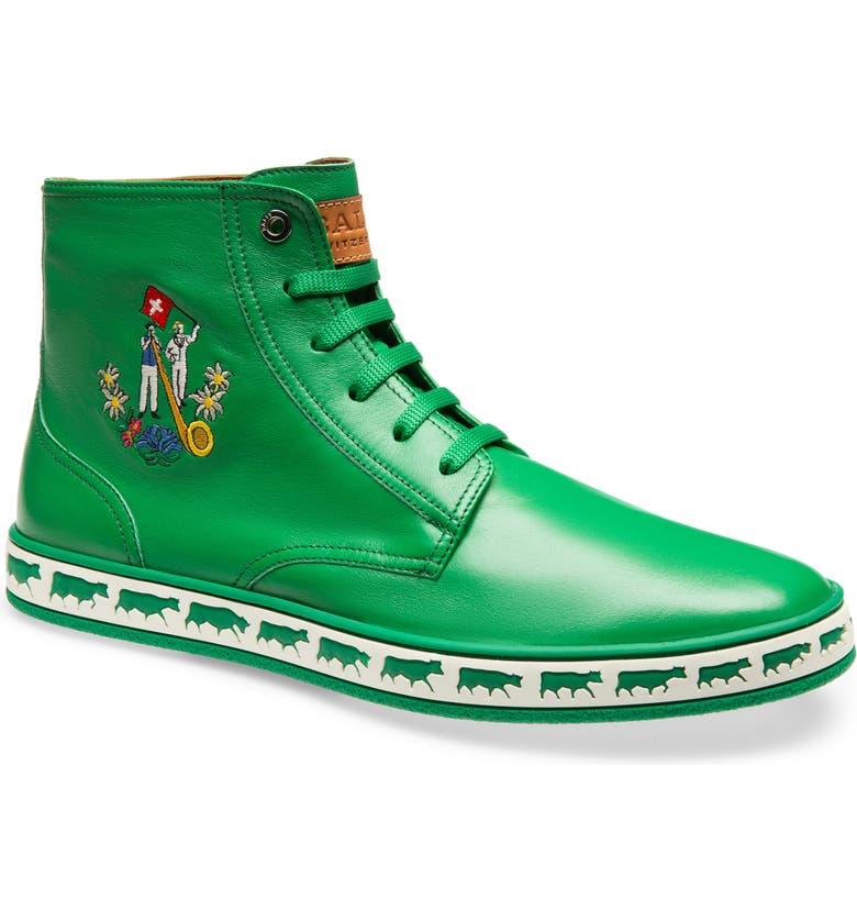 BALLY Alpistar Sneaker, Main, color, 305