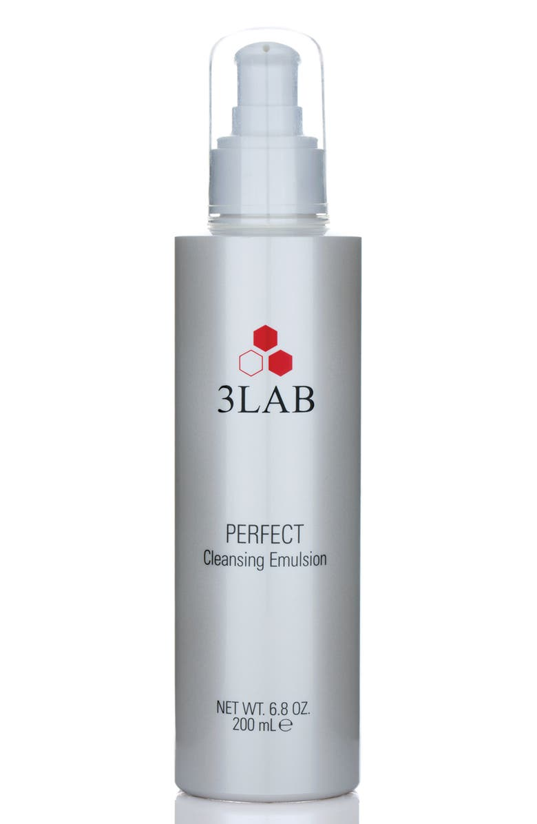 3LAB Perfect Cleansing Emulsion, Main, color, NO COLOR