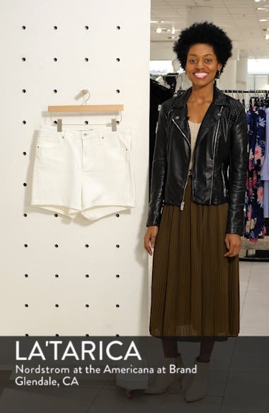 Vintage Perfect Denim Shorts, sales video thumbnail