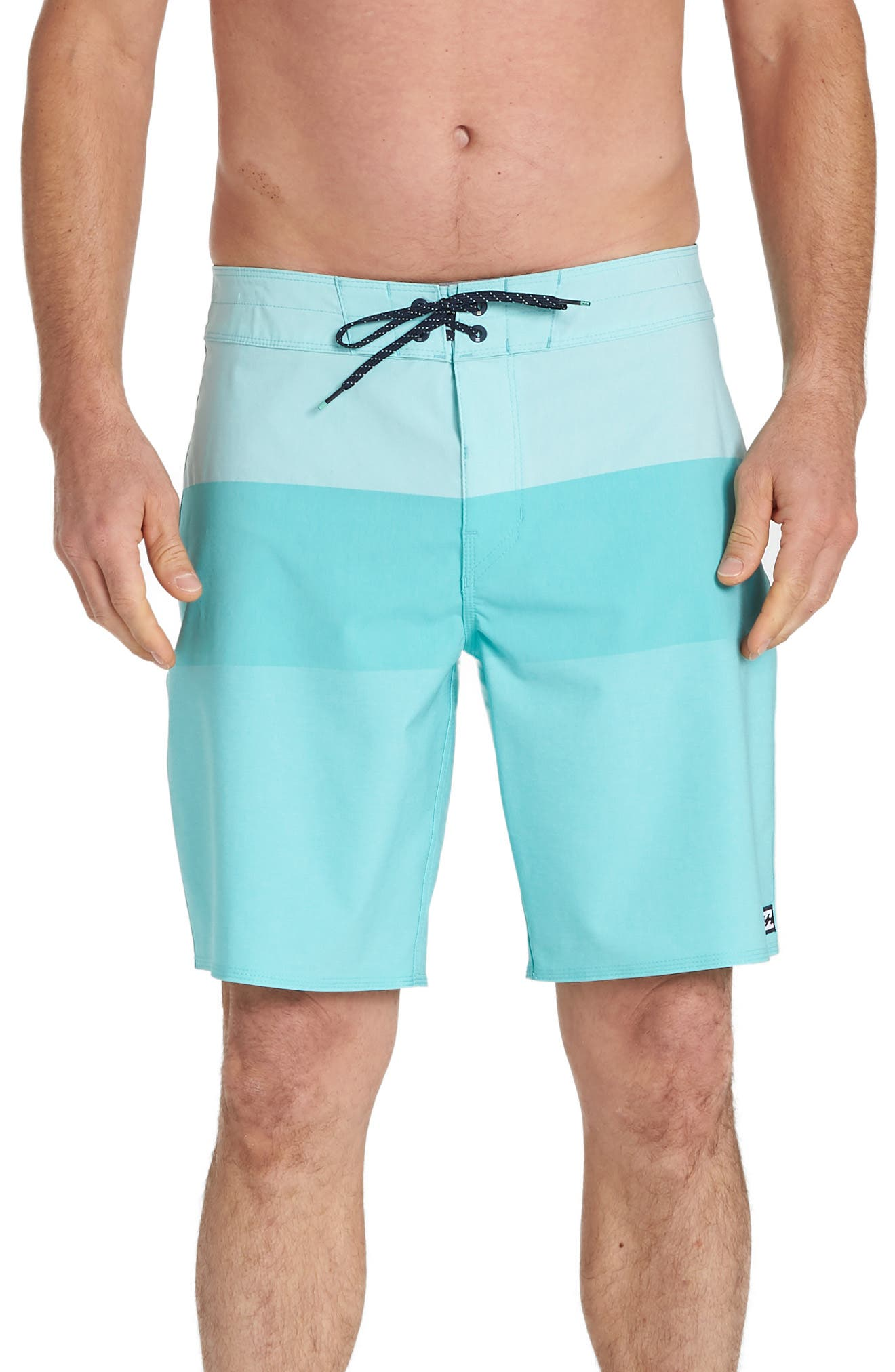 Billabong Airlite Board Shorts, Blue/green