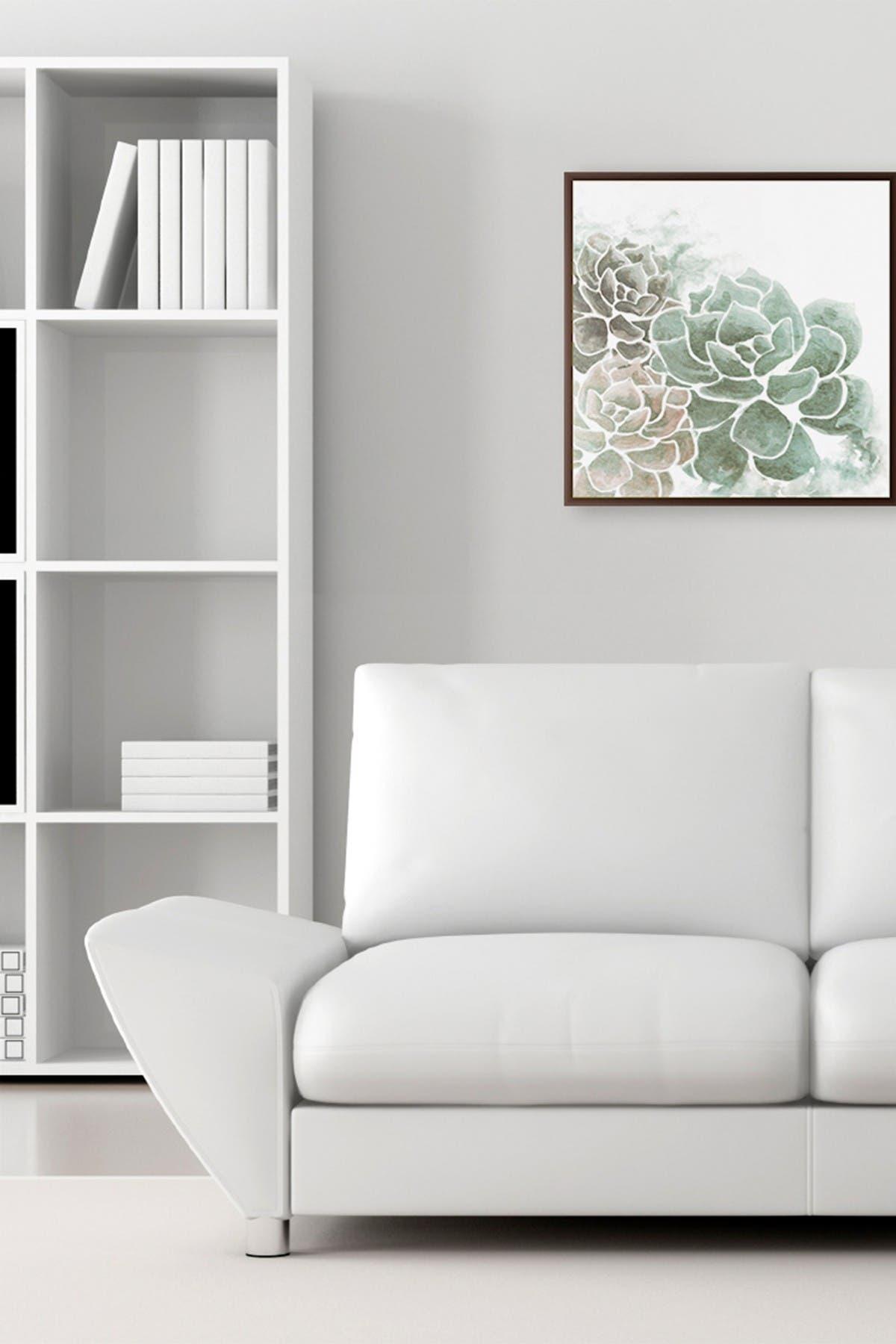Image of PTM Images Medium Desert Succulents Canvas Wall Art