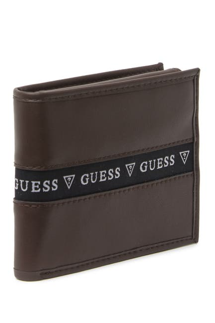Image of GUESS Zion Passcase Wallet