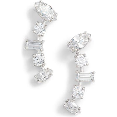 Nordstrom Mixed Shape Ear Crawlers