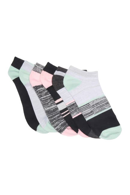 Image of RACHEL Rachel Roy Supersoft No Show Socks - Pack of 6