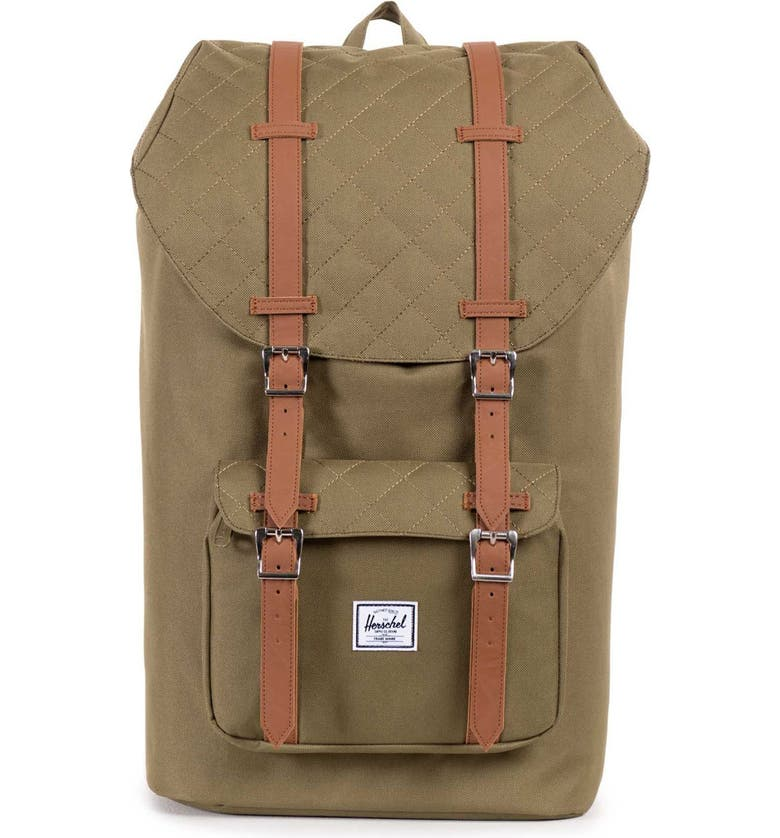 HERSCHEL SUPPLY CO. 'Little America' Backpack, Main, color, 343