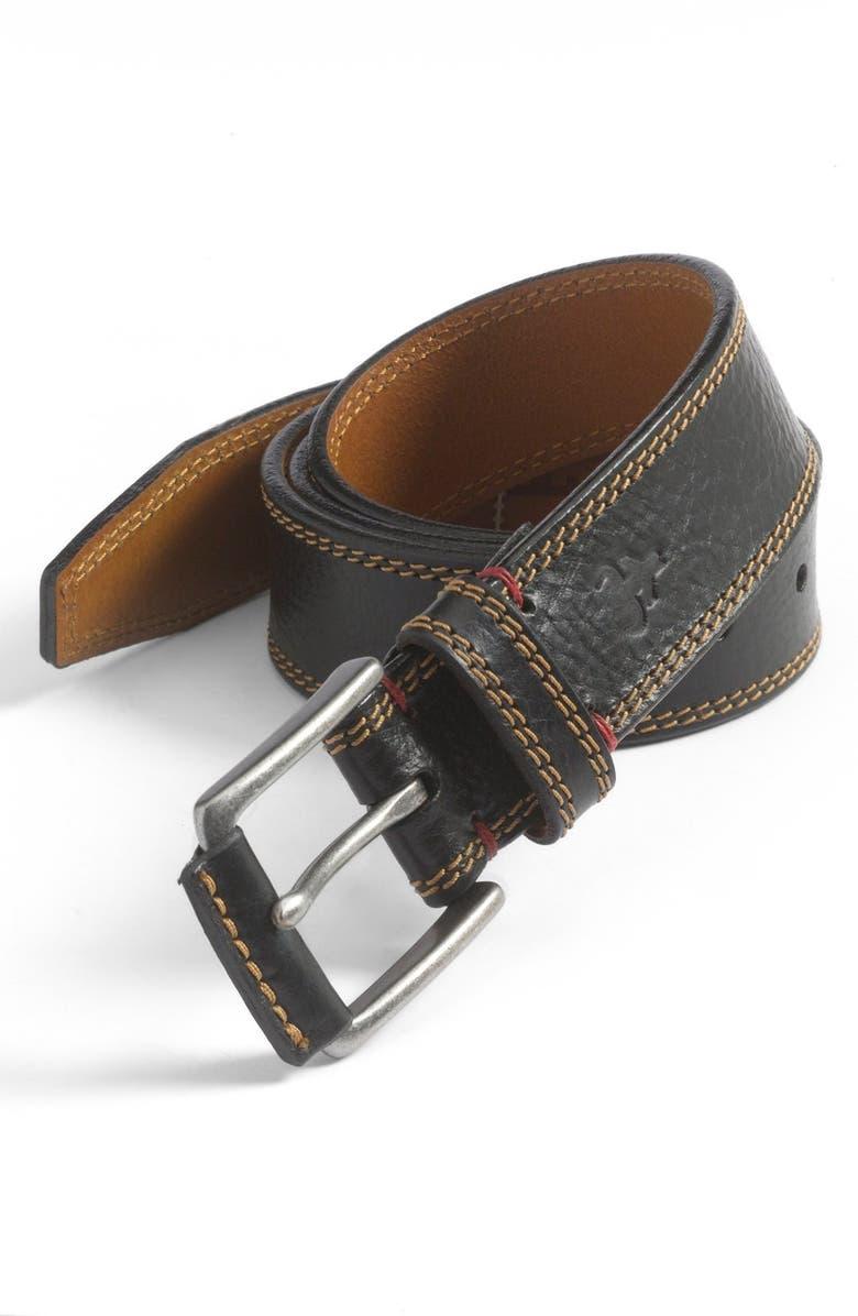 TRASK Gallatin Belt, Main, color, BLACK BISON