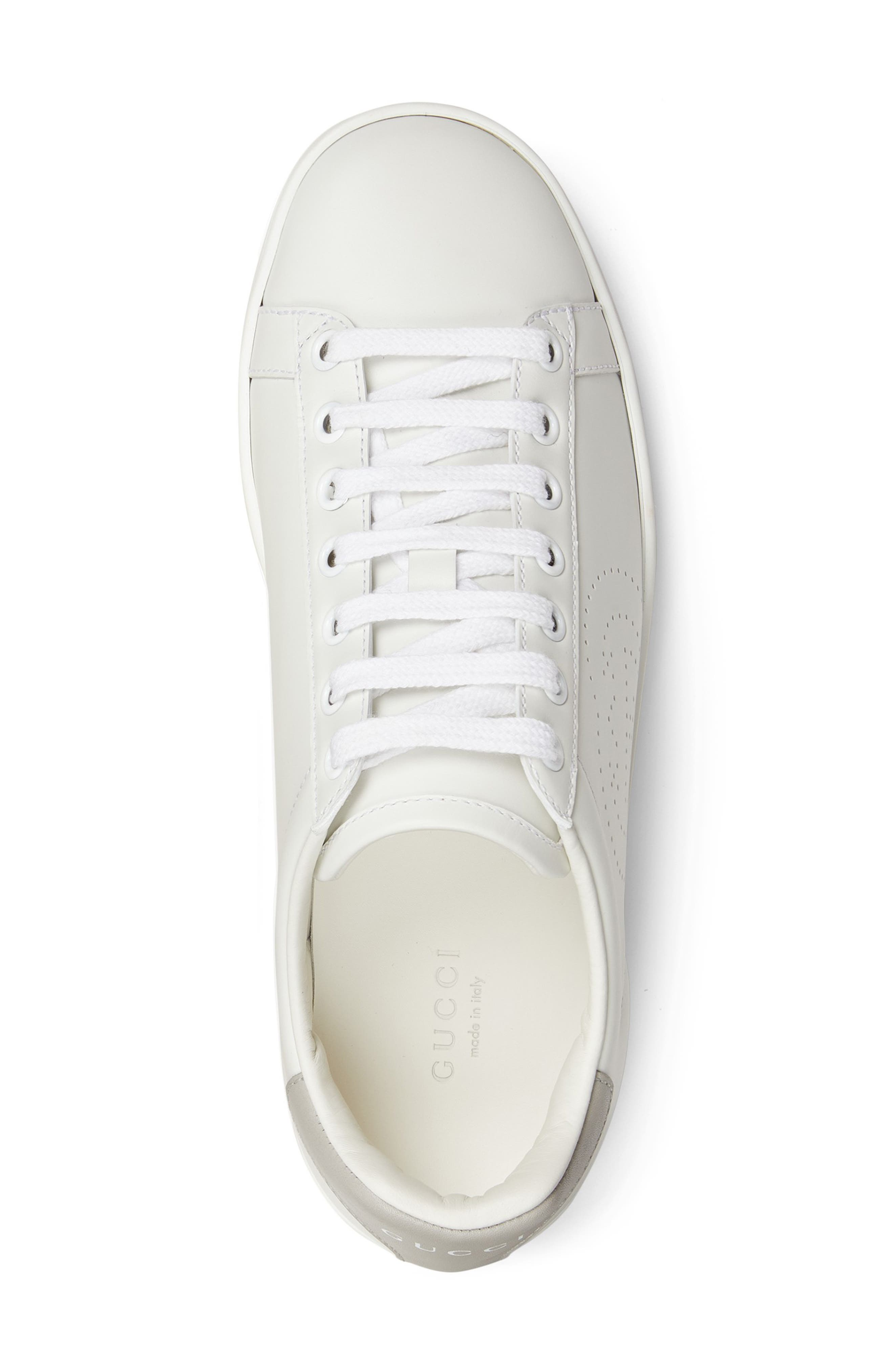 Gucci Sneakers New Ace Perforated Logo Sneaker