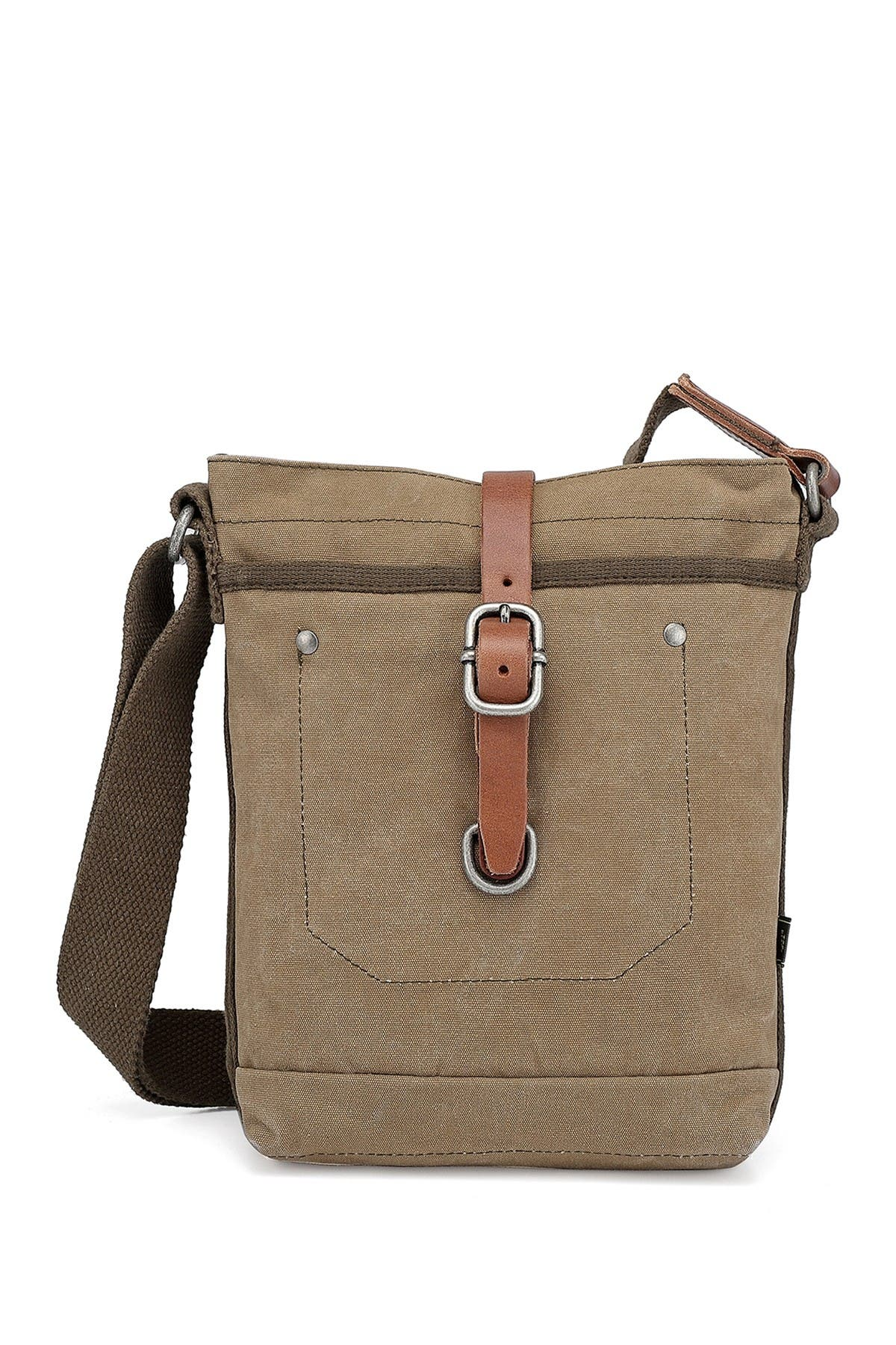 Image of TSD Forest Canvas Crossbody Bag