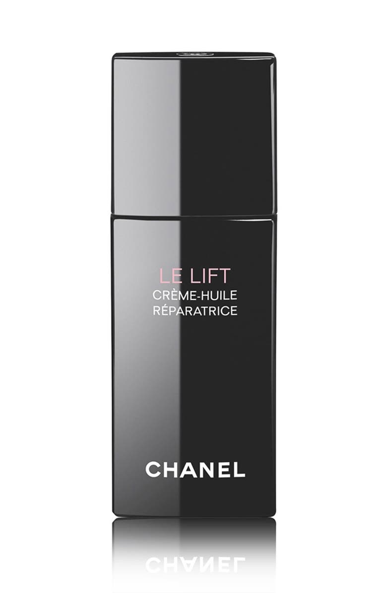 CHANEL LE LIFT <br />Firming Anti-wrinkle Restorative Cream-Oil, Main, color, NO COLOR