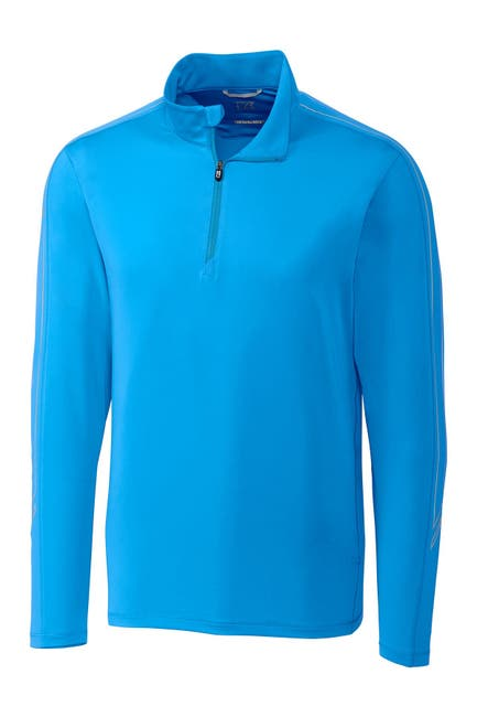 Image of Cutter & Buck Pennant Sport Half Zip Classic Fit Pullover