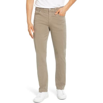Citizens Of Humanity Gage Slim Straight Leg Jeans, Beige