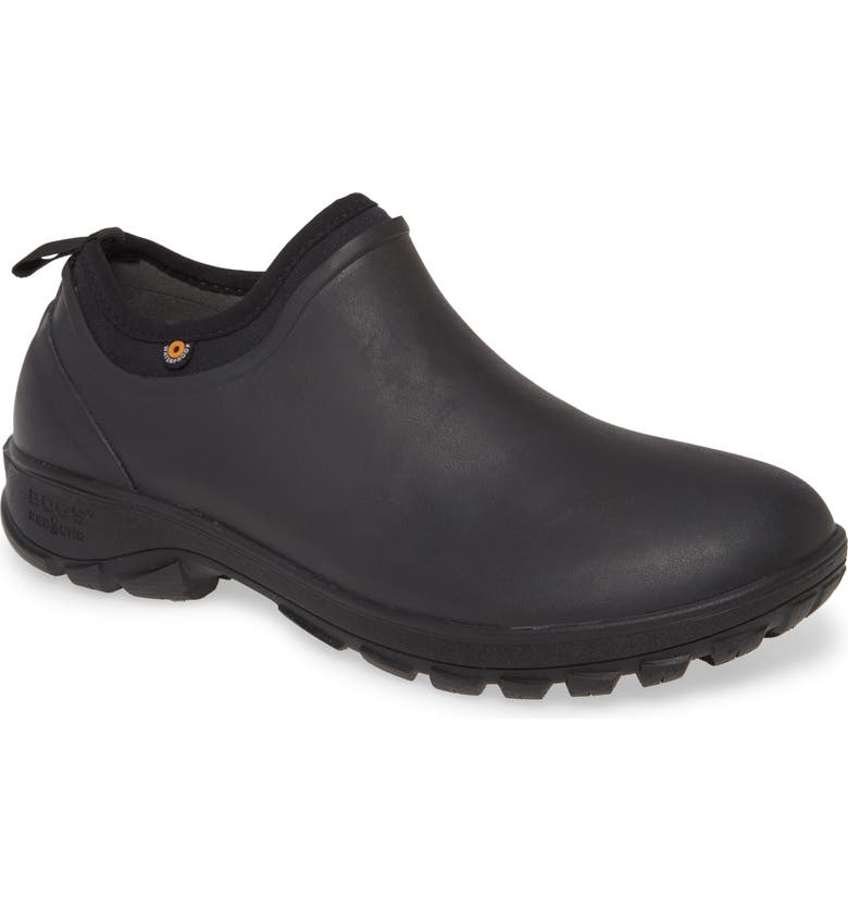 BOGS Sauvie Waterproof Slip-On, Main, color, 001