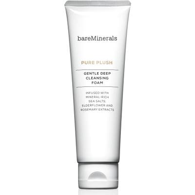 Bareminerals Pure Plush Gentle Deep Cleansing Foam