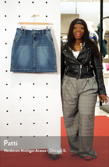 x Hi Sugarplum! Positano Denim Skirt, sales video thumbnail