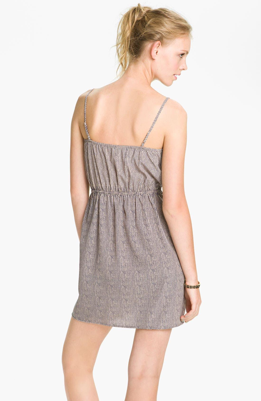 ,                             Print Dress,                             Alternate thumbnail 6, color,                             410