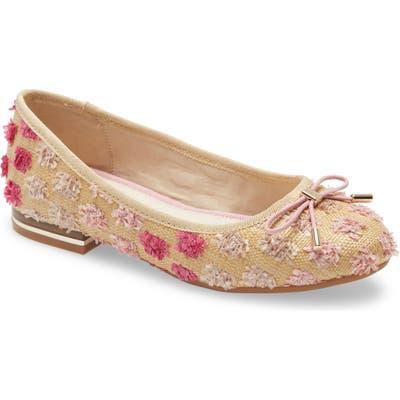 Kenneth Cole New York Balance Ballet Flat- Pink