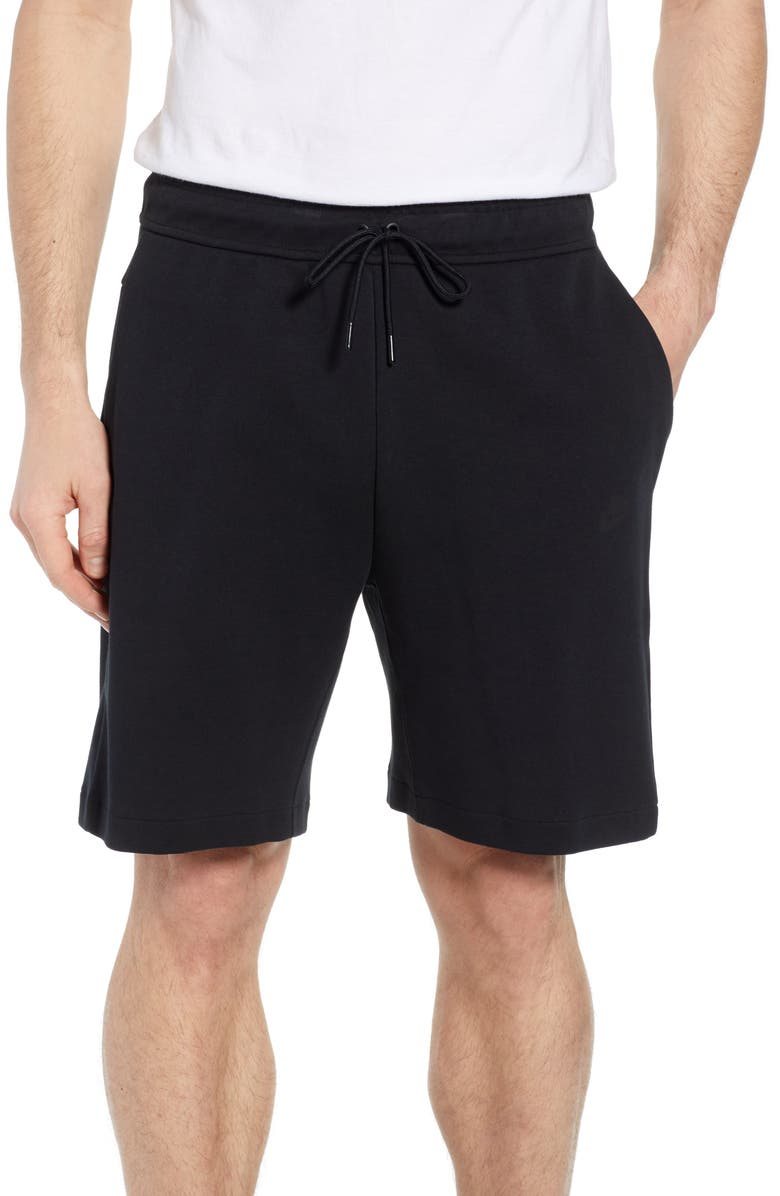 NIKE Tech Fleece Shorts, Main, color, 011