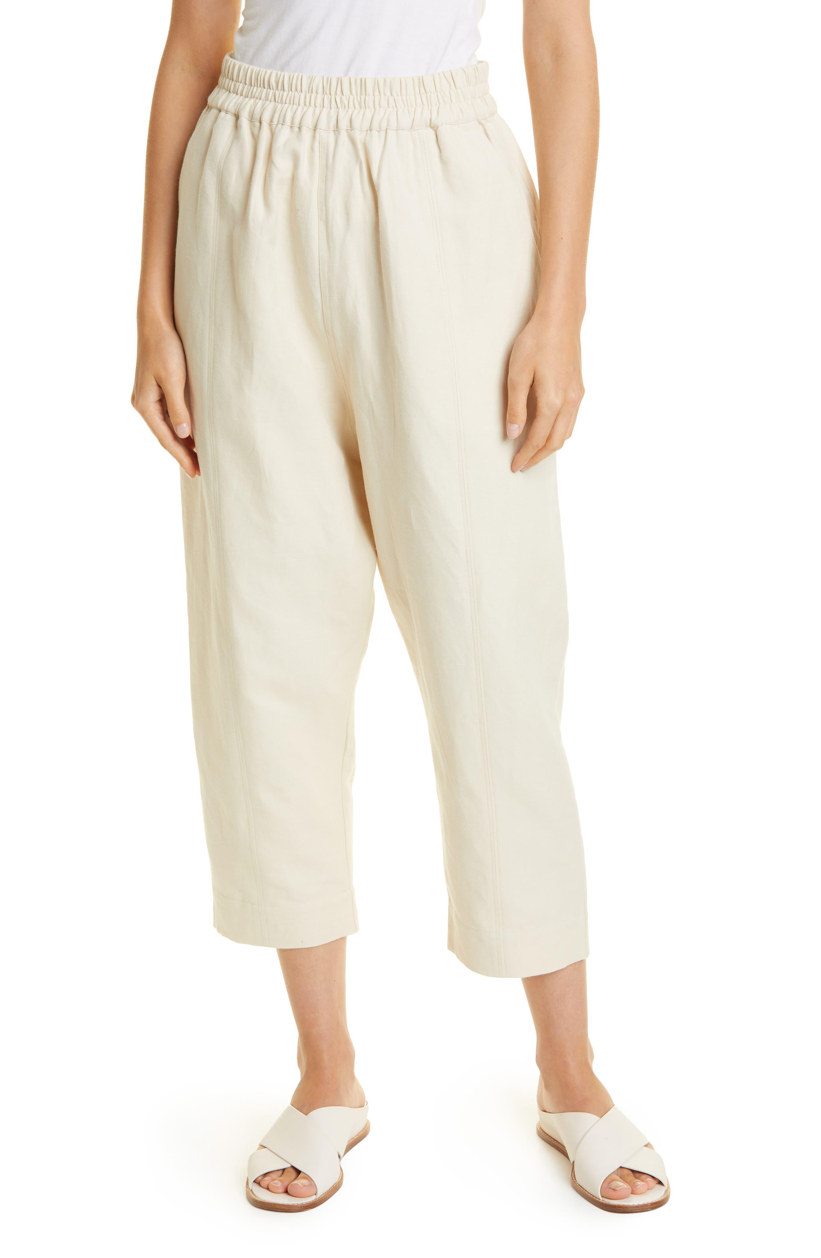 Ani Easy Linen Blend Pants