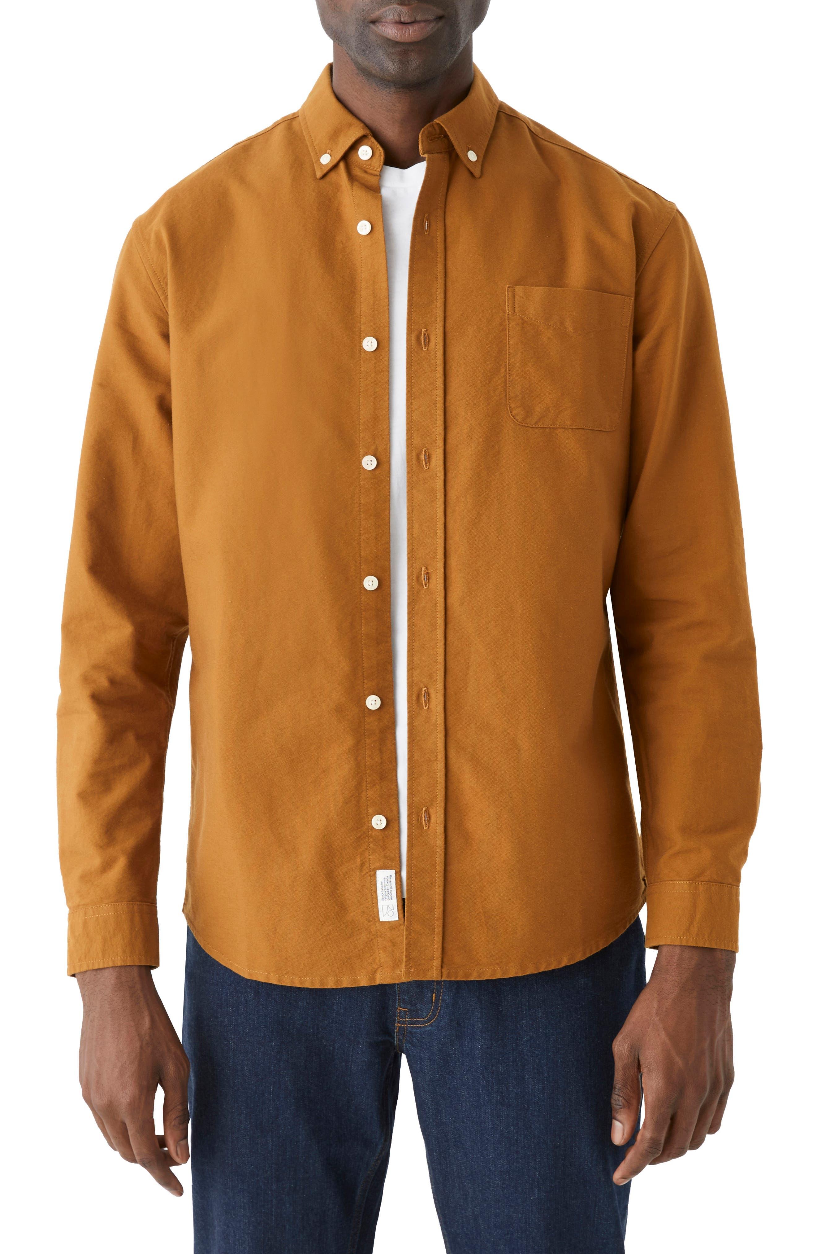 Jasper Oxford Button-Down Shirt