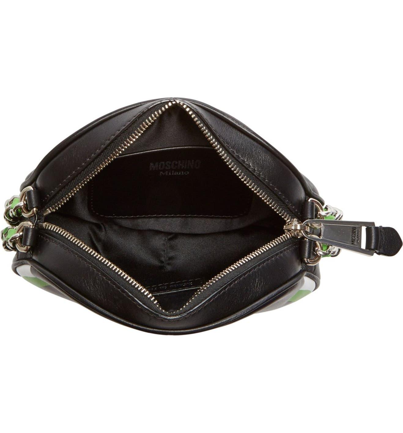 2e49299b7e Moschino 'The Powerpuff Girls® - Buttercup' Canteen Crossbody Bag    Nordstrom