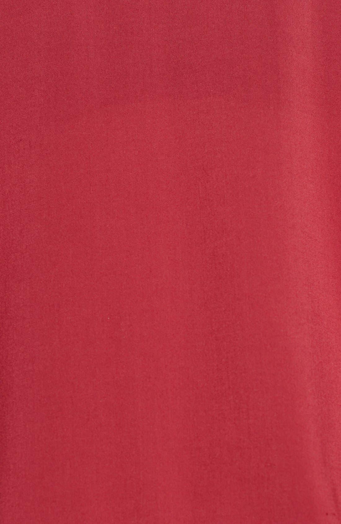 ,                             Lace Trim Handkerchief Hem Tank,                             Alternate thumbnail 8, color,                             600