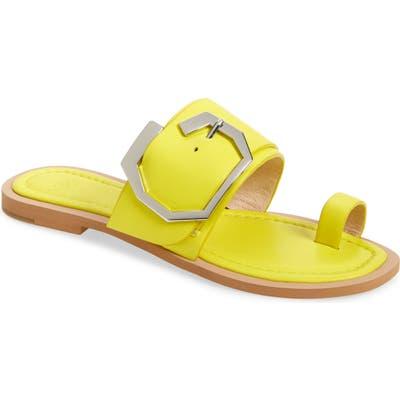 Louise Et Cie Altan Sandal- Yellow