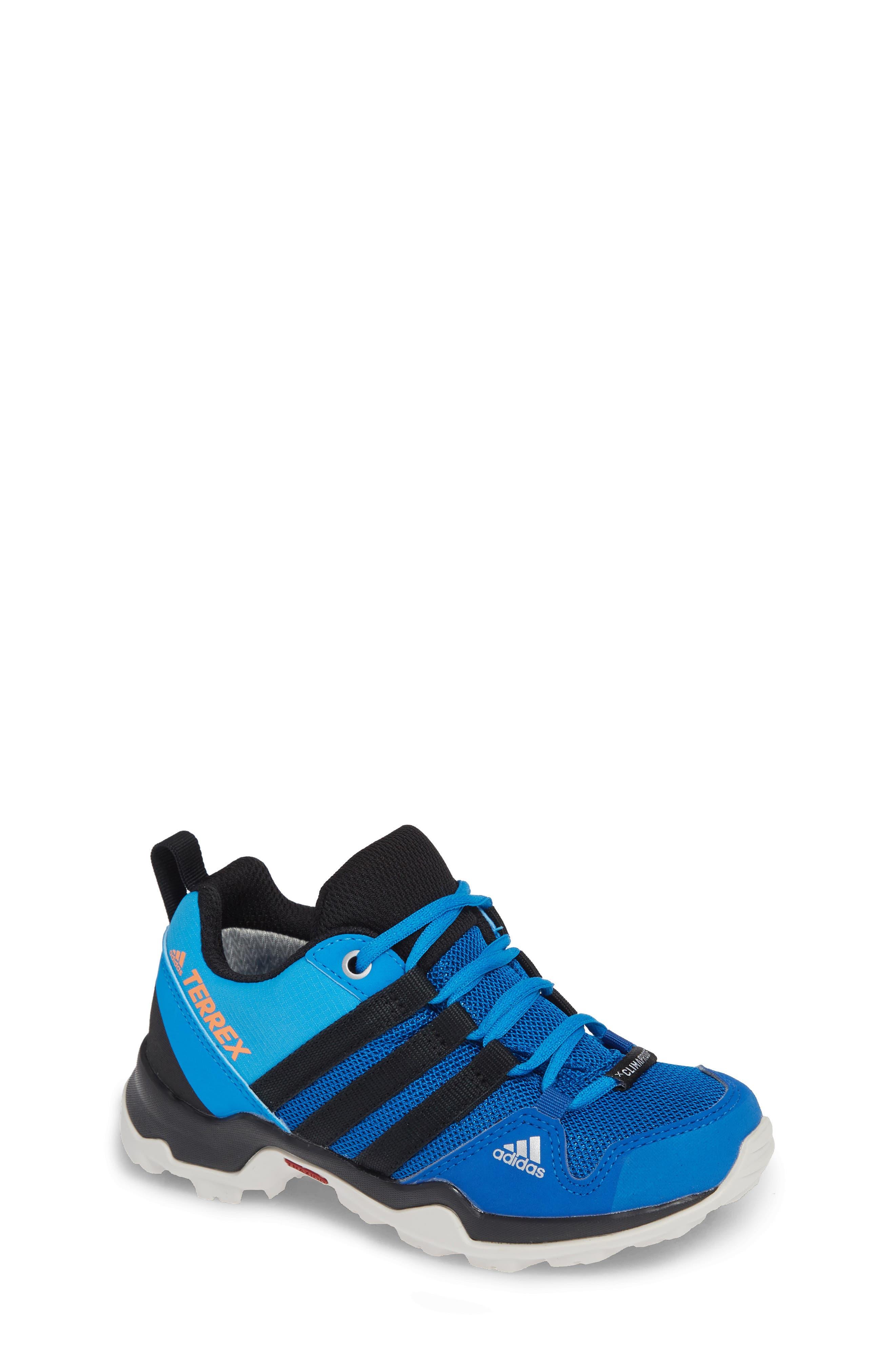 Terrex AX2R CP Sneaker, Main, color, BLUE BEAUTY/ BLACK/ ORANGE